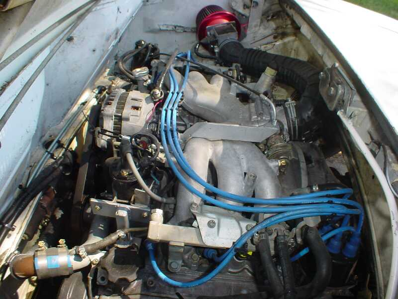 914club com > The ultimate Subaru engine swap