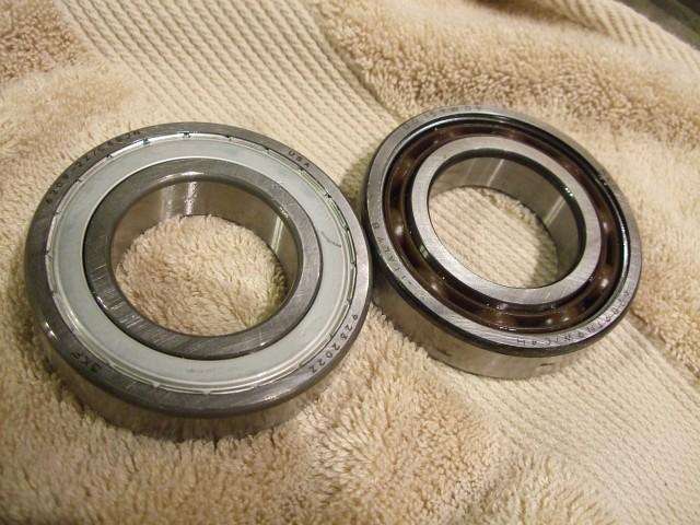 Image Result For Replacing Motor Bearings Pool Pump